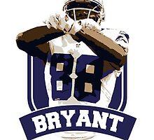 Dez Bryant - Dallas Cowboys by twyland
