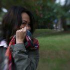 Checkered Blur by moonlover