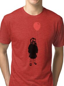 What lovely weather we are having... Tri-blend T-Shirt