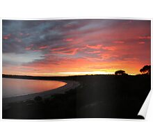 Sunrise, SA Poster