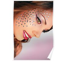 Frosted Jewels - Elisabeth Stone Poster