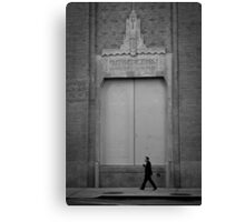 Greenwich Substation New York City Canvas Print