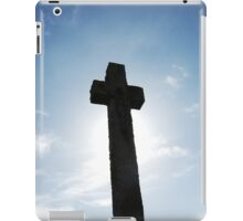 Cornish Cross iPad Case/Skin