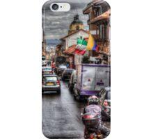 La Candelaria - Colombia iPhone Case/Skin