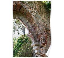 Monserrate Arch Poster