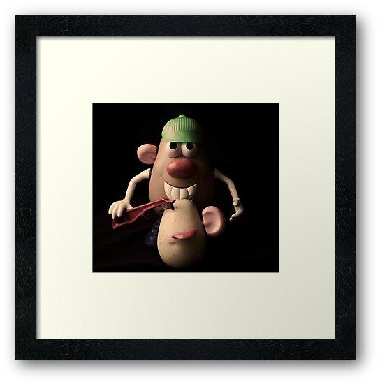 mr potato head,,,,, by wendys-designs