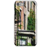 A Brooklyn New York Fire Excape iPhone Case/Skin