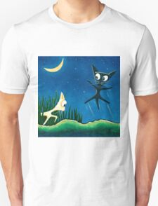 Black Cat White Cat T-Shirt