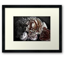 """Within the Darkness there is Light ..."" Framed Print"