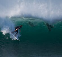 South Point Action - Gracetown West Oz by Chris Paddick