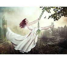 On The Edge Of Forever Photographic Print