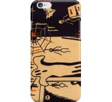 Spooky Doodles iPhone Case/Skin
