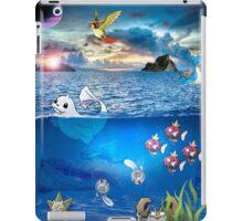 Isla -poké iPad Case/Skin
