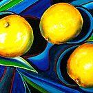 PortFolio...The Meyer Lemons by © Janis Zroback