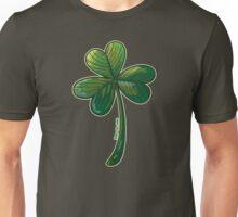 Saint Patrick's Day Clover Unisex T-Shirt