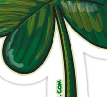 Saint Patrick's Day Clover Sticker