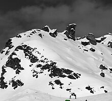 If Carlsberg Made Ski Resorts... by Ryan Davison Crisp
