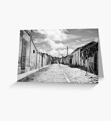 Calle luna calle sol Greeting Card