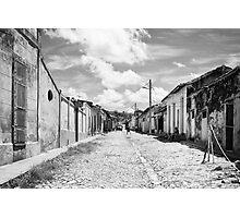 Calle luna calle sol Photographic Print