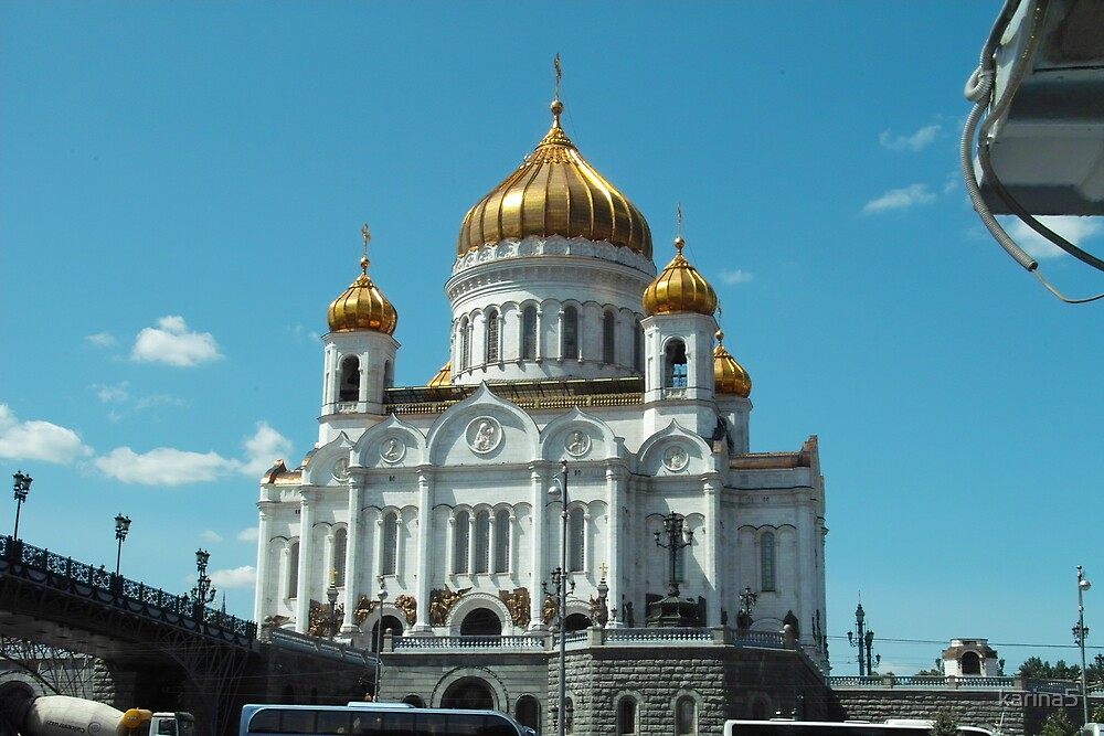 The Cathedral of Christ the Saviour by karina5