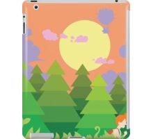 The World is Open to Explore iPad Case/Skin