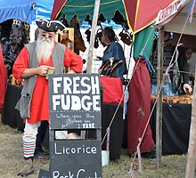 Fresh Fudge  From A Pirate ... by Danceintherain