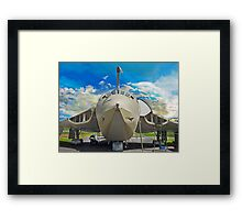 Handley-Page Victor K2 Lusty Lindy Framed Print