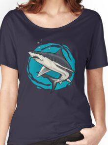 small shark  Women's Relaxed Fit T-Shirt