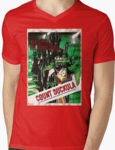 Duckula the B Movie Mens V-Neck T-Shirt