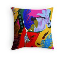 ENGLISH DAYTIME Throw Pillow