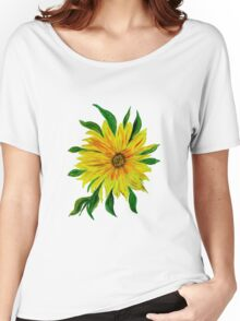 Sunflower Sunshine of Your Love  Women's Relaxed Fit T-Shirt