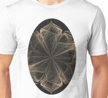 Ornate Blossom Unisex T-Shirt