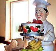 Fresh Tomatoes, Anyone? by Nadya Johnson