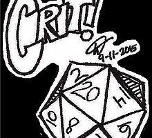 Crit! by roboticwerewolf