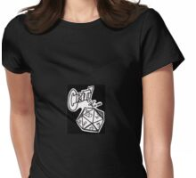 Crit! Womens Fitted T-Shirt