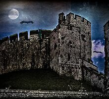 Midnight Watch On The Keep by Chris Lord