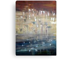 Lisbon Reflected in the Tagus Canvas Print
