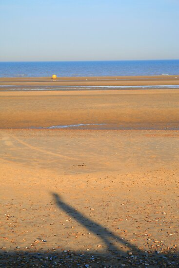 Dymchurch Shadow by Liz Garnett