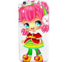 Xmas Chibi iPhone Case/Skin