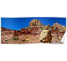 Capital Reef 5 Poster