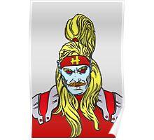 Omega Red  Poster