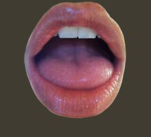 Mouth Unisex T-Shirt
