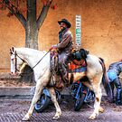 Horse Power - Fort Worth Stock Yards by jphall