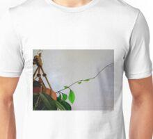 Never Stop Reaching....Hoya Plant Unisex T-Shirt