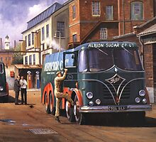 Albion Sugar Fodens by Mike Jeffries