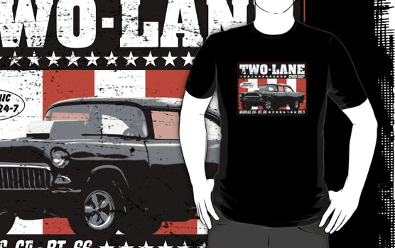 Two-Lane Speed Shop by superiorgraphix