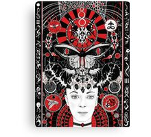 Within a Blink of Alchemy Canvas Print