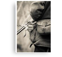 Poachers Pocket Canvas Print