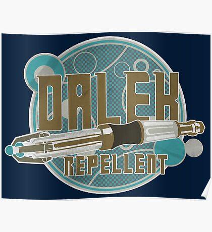 DALEK REPELLENT Poster