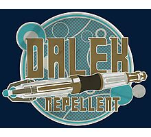 DALEK REPELLENT Photographic Print